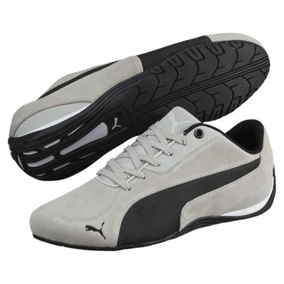 lowest price a83a5 7e16b PUMA Drift Cat 5 NM 2 Gray Violet Black NWT